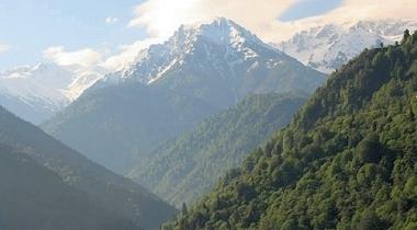 Türkiye'nin Dağları - Platoları - Ovaları