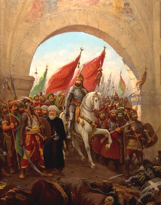 İstanbul'un Fethi (29 Mayıs 1453)