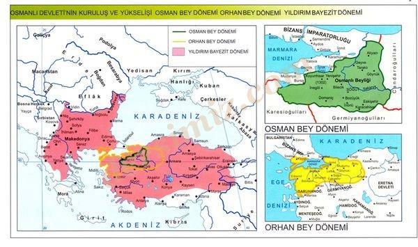 Osmanli-Devletinin-Kurulusu-Ozet