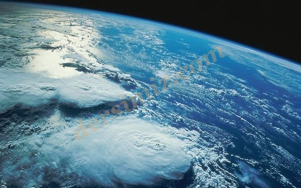 Atmosferi Oluşturan Gazlar