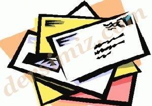 Kişisel Hayatı Konu Alan Metin Türleri : Mektup